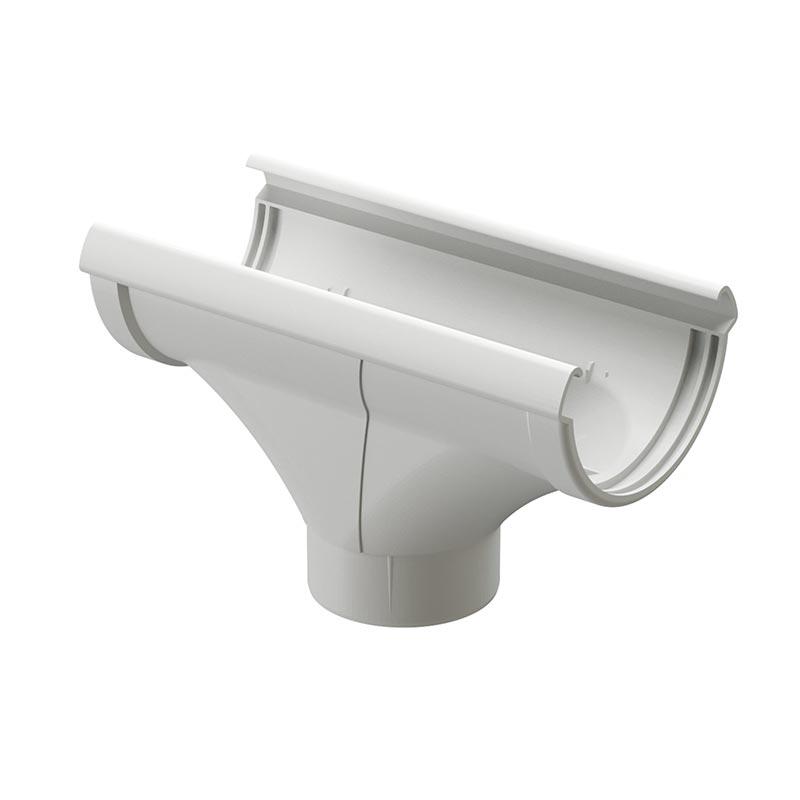 Воронка Docke Lux 141/100 RAL 9003 Пломбир
