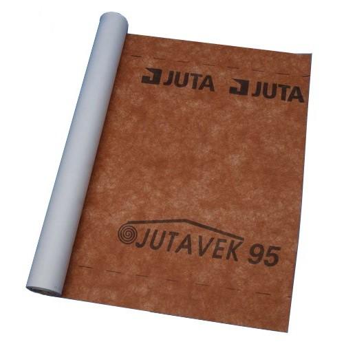 Мембрана ветрозащитная Juta Ютавек 95 супердиффузионная