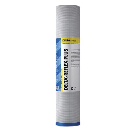 Пароизоляция 50*1,5 м DELTA REFLEX PLUS