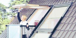 Окно-балкон GDL 3066 P2 ниж. часть