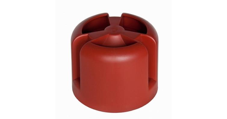 Колпак Krovent Hupcap 110 красный