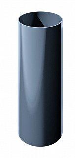 Труба водосточная 125/82 RAL 9002
