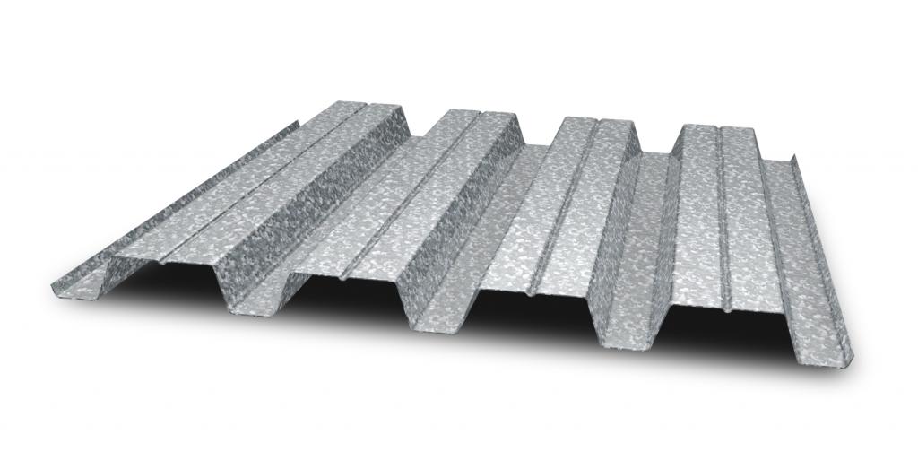 Оцинкованный профнастил Н60-845 0,6 мм