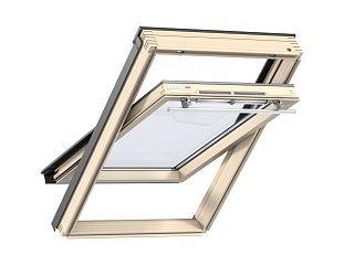 Окно мансардное GZR 3050 B ниж.ручка