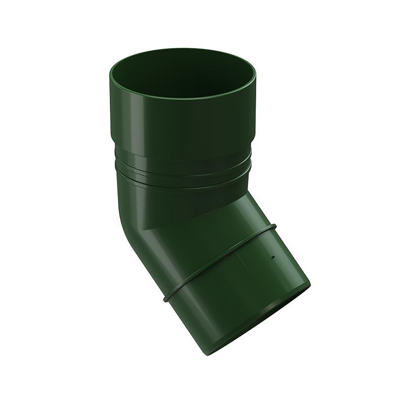 Колено 45° Docke Стандарт RAL 6005 Зеленый