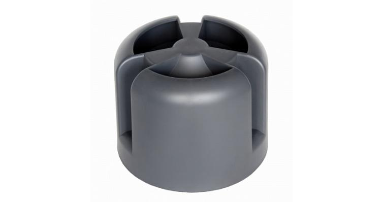 Колпак Krovent Hupcap 110 серый