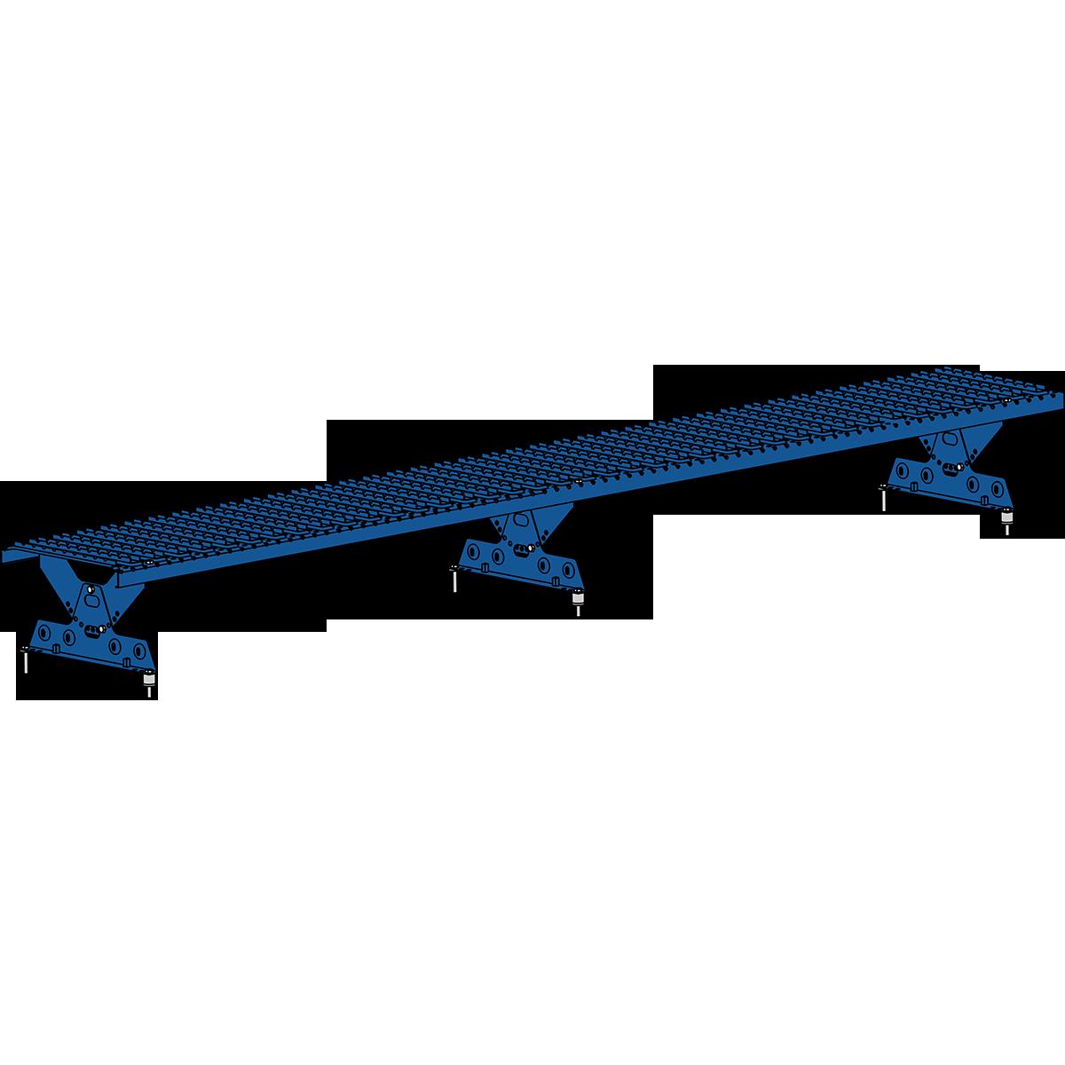 Мостик кровельный ROOFSYSTEMS ELITE 330 NEXT 2,5 м RAL 5005 Синий насыщенный