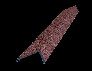Наличник оконный металлический 50х100х1250 мм