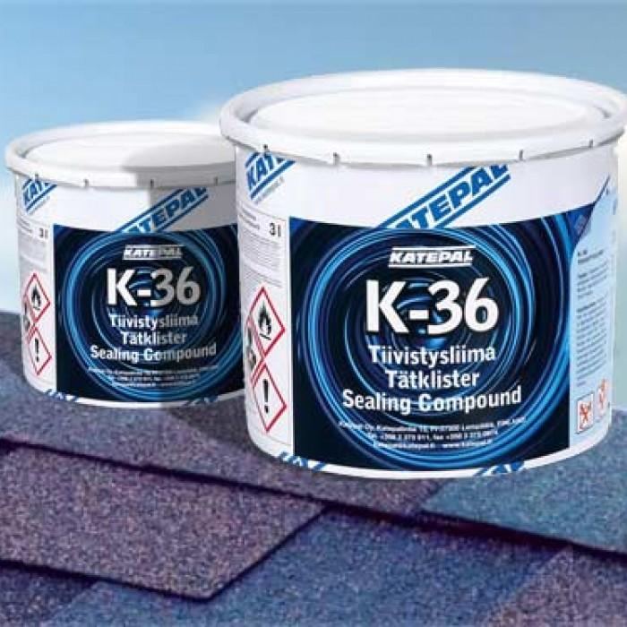 Клей-герметик К-36 10 л