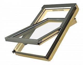 Окно мансардное двухкамерное FTS-V U4