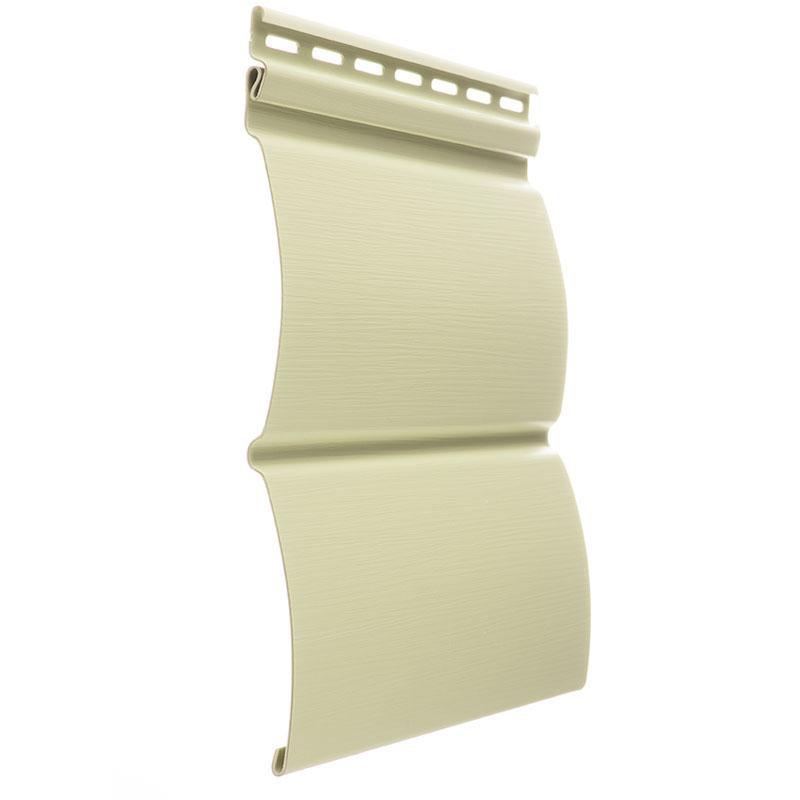 Сайдинг D 4,5T БлокХаус 3,66м виниловый Premium