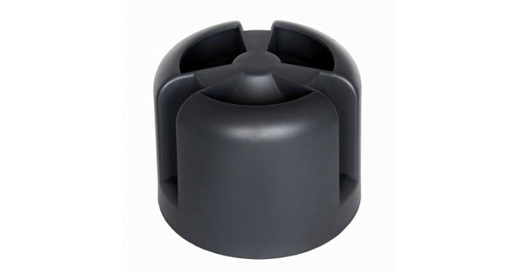 Колпак Krovent Hupcap 110 черный