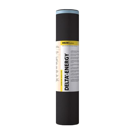 Мембрана диффузионная с теплоотражающим покрытием 50*1,5 м DELTA-ENERGY