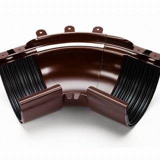 Специальный регулируемый внешний угол PVC Galeco 90-150 градусов 152 RAL 9010
